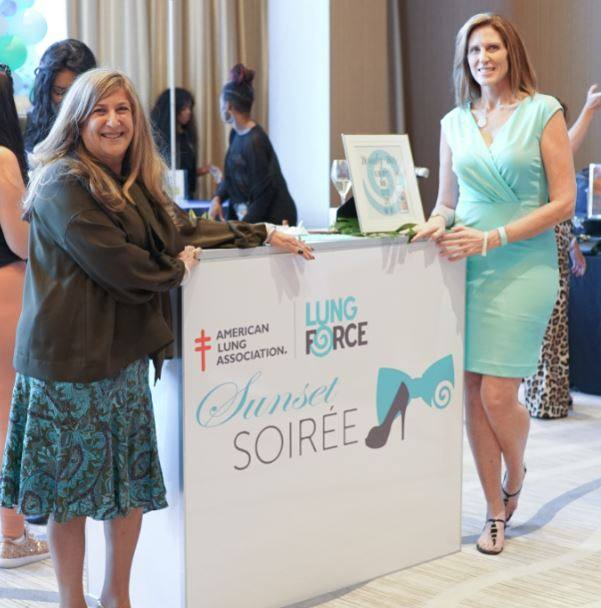 Lung Association Names 2022 Sunset Soiree Event Chairs